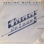CD Cover – Dealing with Love