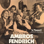 CD Cover – 's Naserl